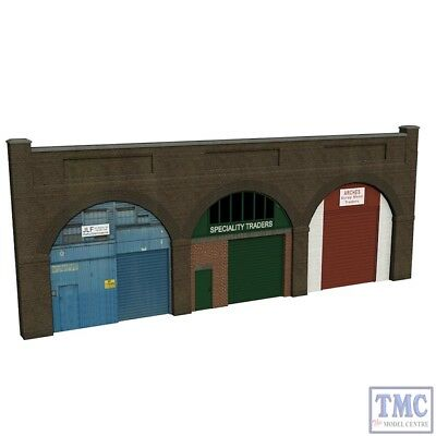 44-287 Scenecraft Oo Gauge Low Relief Railway Arches