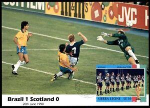 ORBIS 1990 WORLD CUP COLLECTION-#125-SCOTLAND-GRAEME SHARP