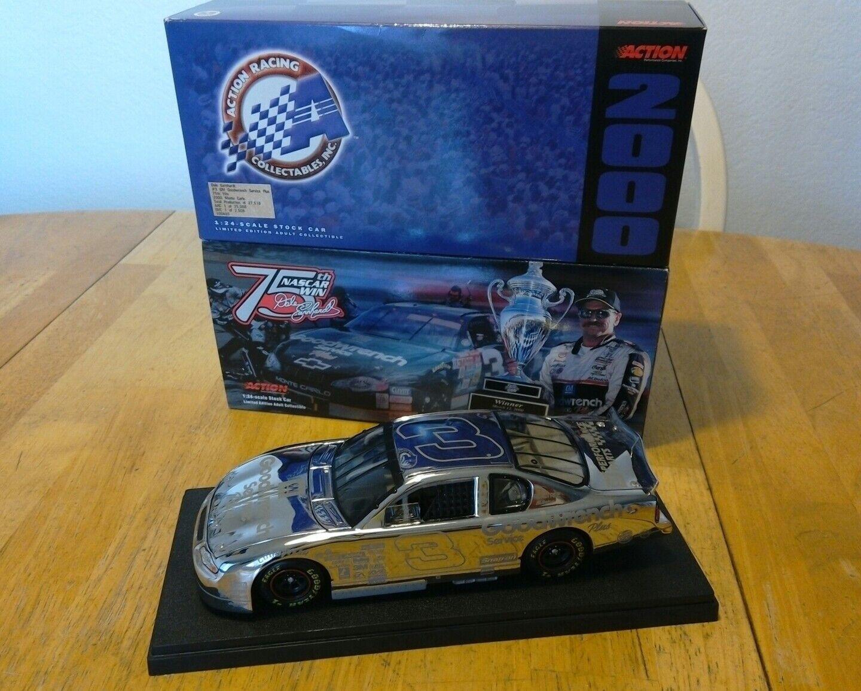 c959bea4e9540 Dale Earnhardt Sr GM Goodwrench Service Plus 75th Win 2000 Monte Carlo