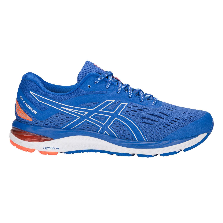 Asics Gel-Cumulus 20 - Herren Laufschuhe Running Running Running Schuhe 1011A008-401 blau silber 1970fb