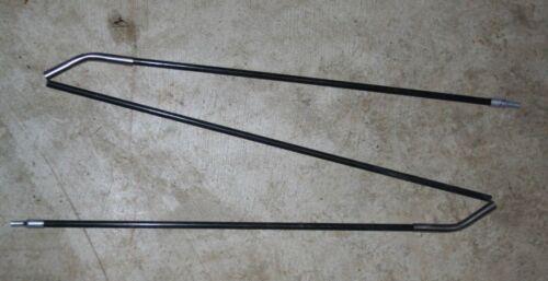 Sect 17.5x18.5x17.5 en 3 astuces dia 6.9 mm 9//32 In Fiberglass Tent Pole