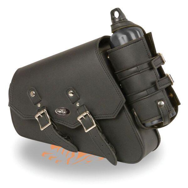 Side PVC Swing Arm Arm Swing Bag W/ Bottle Holder, Interior Gun & Ammo Holster  MP8600 7a0f08