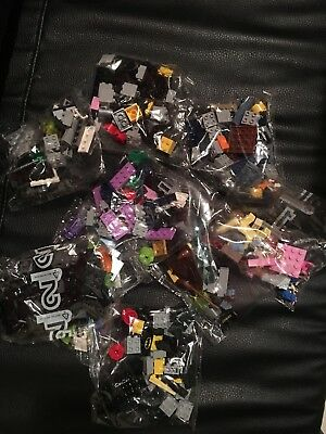 LEGO Lot  of 5different Polybags Random Pick From 2000 Inventory