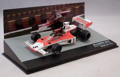 Scala 1//43 1974,F1 Auto McLaren Ford M23-EMERSON FITTIPALDI-P1-Spagna GP
