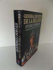 1992 STORM COMMAND A Personal Account of the Gulf War Gral. PETER DE LA BILLIERE