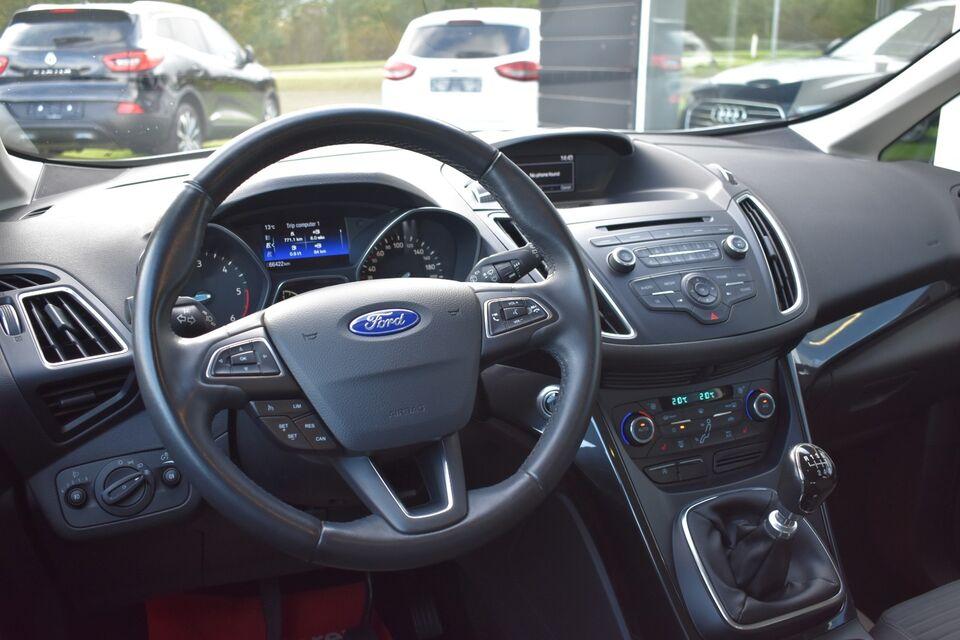 Ford C-MAX 2,0 TDCi 150 Titanium Diesel modelår 2016 km