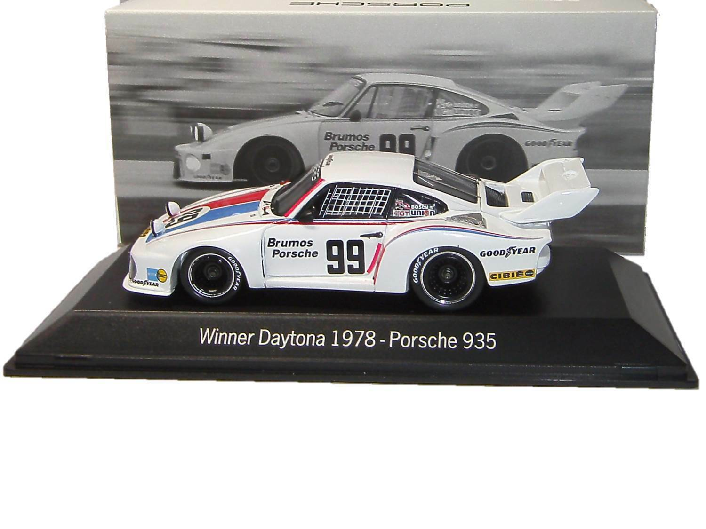 Porsche 935 Winner Winner Winner Daytona 1978 Brumos - Spark 1 43 Map02027814 - New 07b184