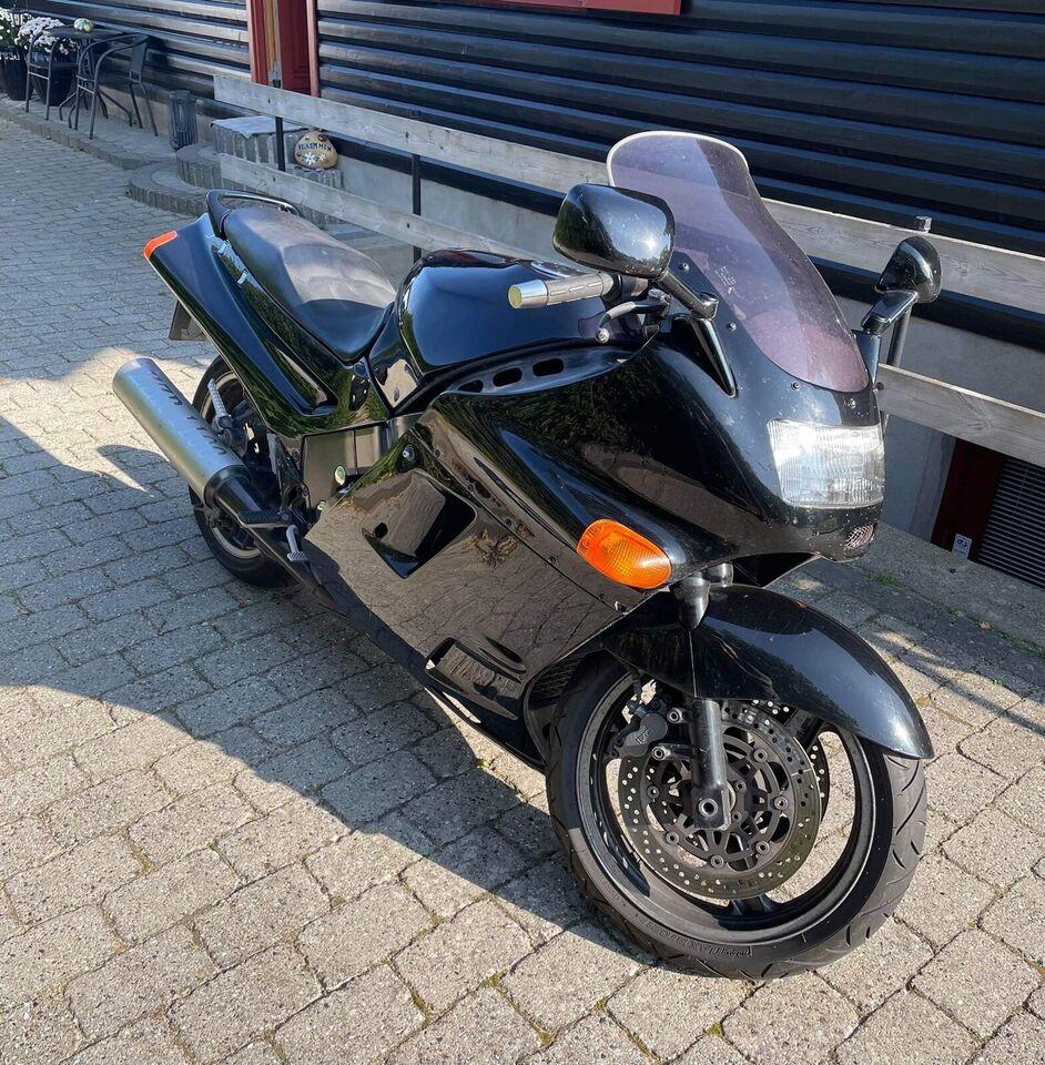 Kawasaki ZZR 1100 sælges