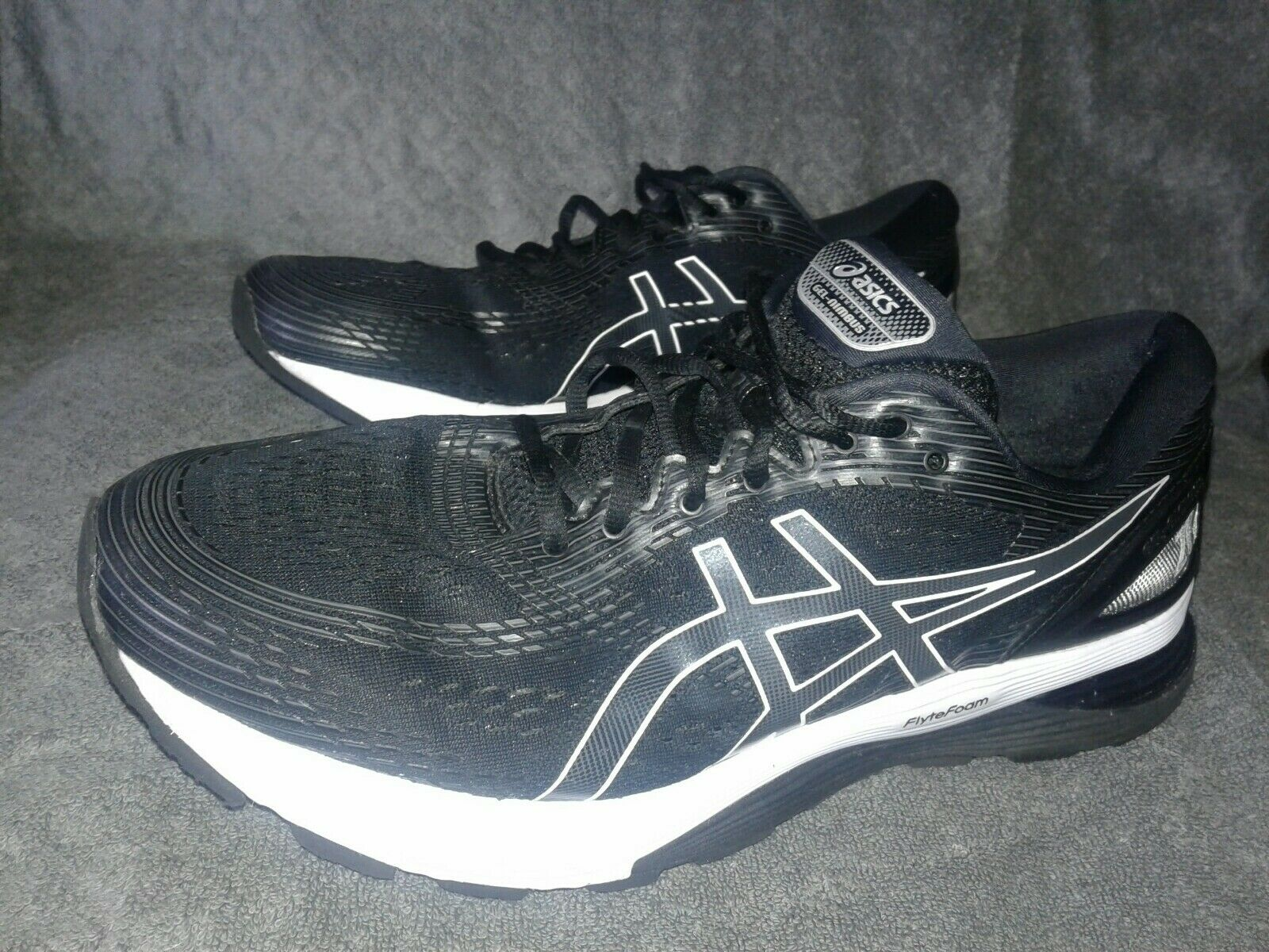 Mens Asics Nimbus 21 Size 12.5 Wide Running Walking Training