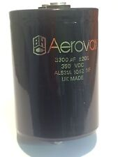 3300UF 350VDC BHC AEROVOX BEST QUALITY INDUSTRY CAPACITOR                 fd6a20
