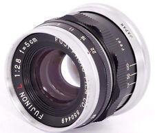 FUJI FUJINON L 1:2.8 f=5cm LEICA LTM fit Lens Made in Japan for Leica IIIg 3F Ic