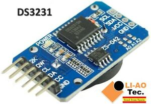 DS3231-AT24C32-IIC-Module-Precision-Clock-Module-DS3231SN-for-Arduino