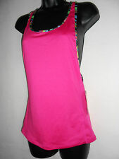 New South Beach Body Performance Top Pink S