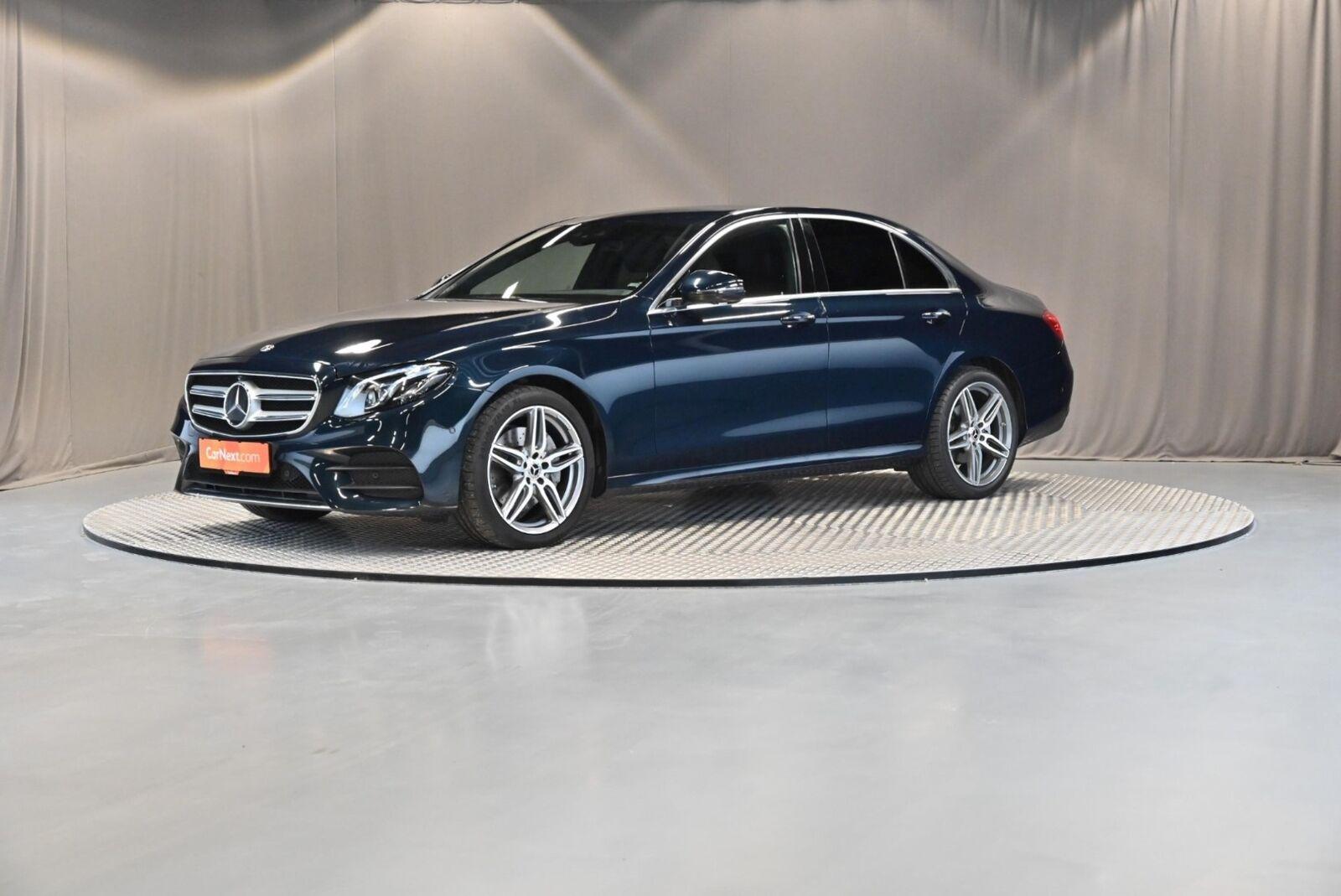Mercedes E220 d 2,0 AMG Line aut. 4d - 439.900 kr.