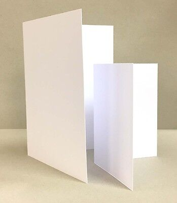 100 x A4 Smooth Thick High White 225gsm Printer card making craft decoupage