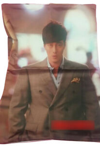 So Ji Sub 苏志燮 Pillowcase - Master's Sun ver. Double-sided Kpop Goods Kdrama
