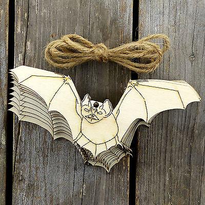10x Wooden Bat Horseshoe Craft Shapes 3mm Plywood British Wildlife Ebay