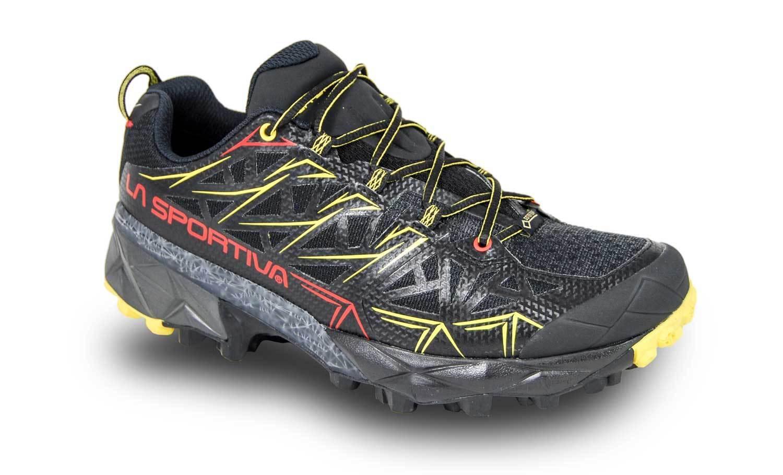 Herrenschuhe trail läuft die sportiva AKYRA GTX - schwarz