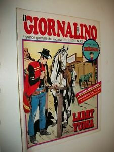 IL-GIORNALINO-N-42-GRANDE-GIORNALE-DEI-RAGAZZI-SAN-PAOLO-OTTOBRE-1983-LARRY-YUMA