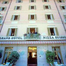 5 Tage GRAND HOTEL NIZZA et SUISSE 4* Urlaub in der Toskana inkl. HP