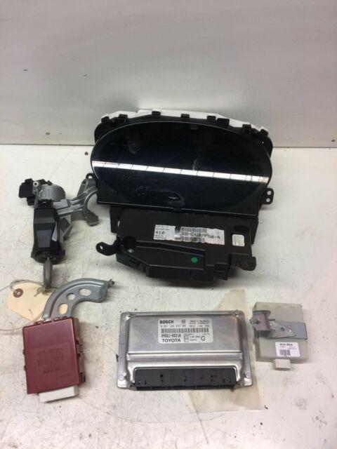 Toyota Yaris 1.0 VVTi Gasolina ECU Kit 89661-0D210 Bosch 0261206036 1999-2005