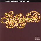 Over 60 Minutes by Gordon Lightfoot (CD, Jan-1996, EMI Music Distribution)