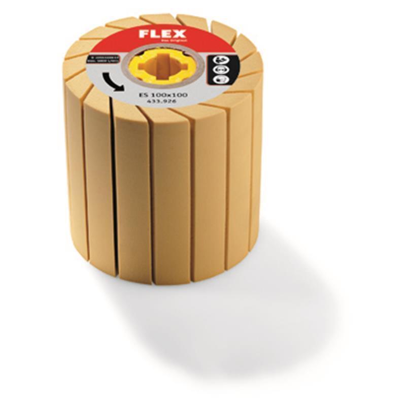 Flex Expansionswalze ES 100X100 für Schleif- und Polierhülsen 433.926