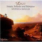 Franz Liszt - Liszt: Sonatas, Ballands and Polonaises (2000)