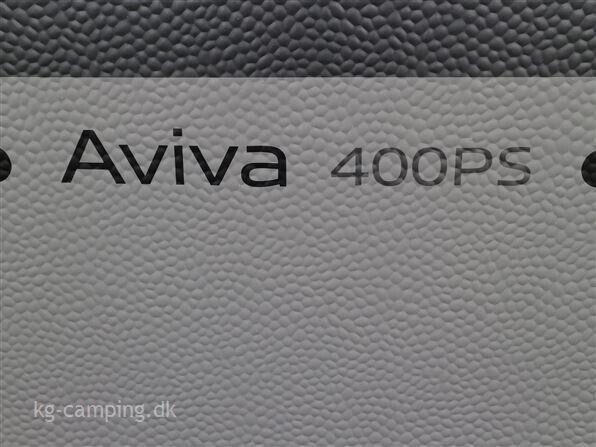 Adria Aviva 400 PS, 2019, kg egenvægt 790