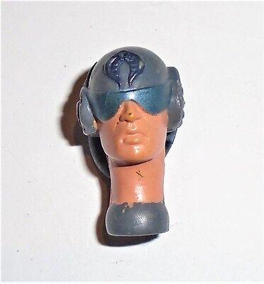 v2 V4       Head          C8.5 Very Good GI Joe Body Part  2003 Cobra BAT B.A.T