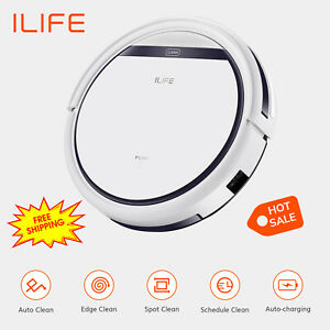 ILIFE-V3s-Pro-Robot-Vacuum-Cleaner-Sweep-for-Pet-Hair-Certified-Refurbished