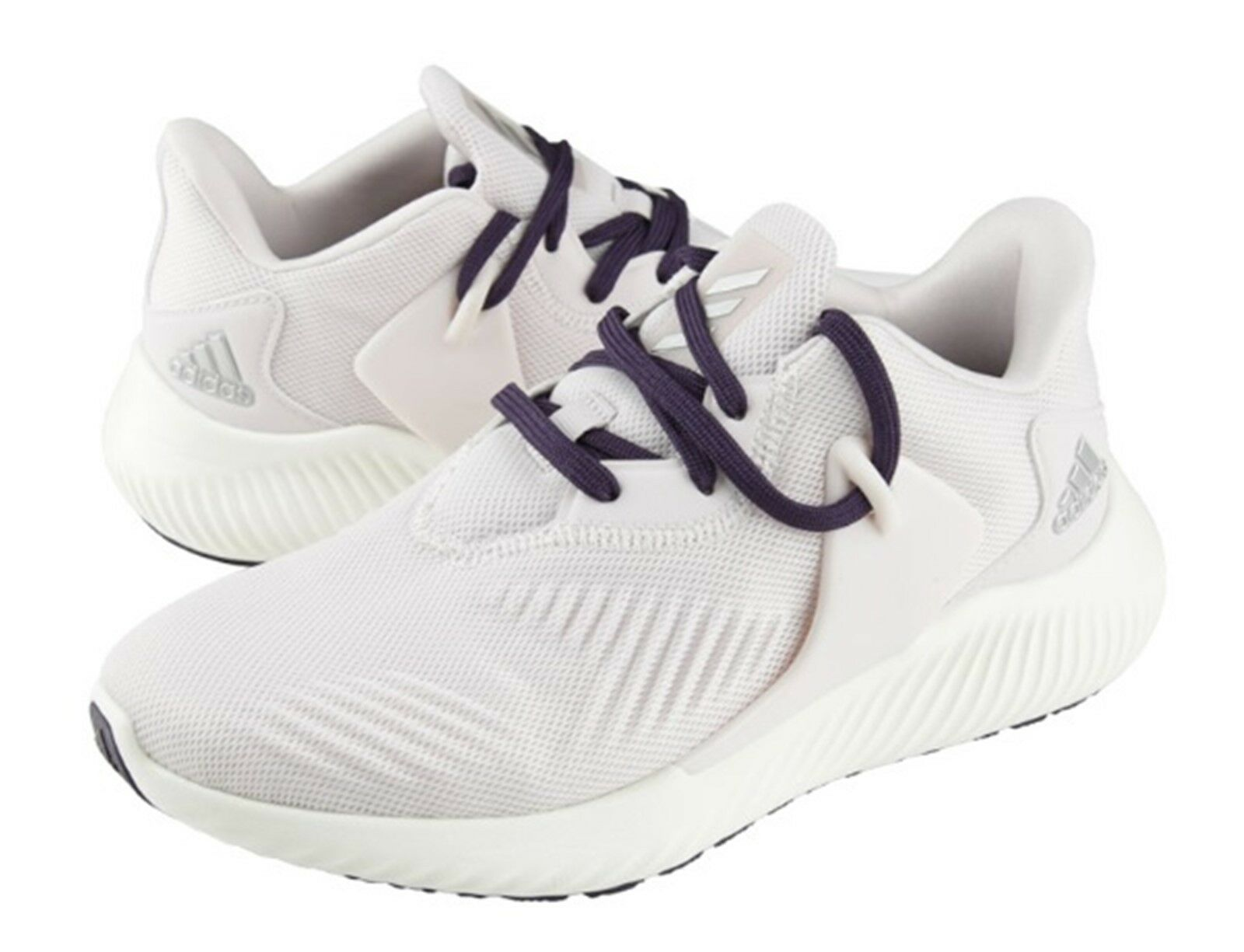 9fce3ad4fac1a Adidas Women Alpha-bounce RC 2 shoes Running White Casual Sneakers shoes  F36766 nivpxl10048-Women