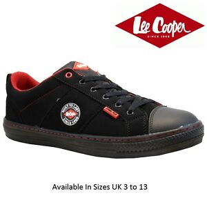 MENS LEE COOPER LEATHER SAFETY WORK BOOTS STEEL TOE CAP SHOES ... f3ad106e8