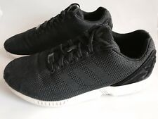 bf07bfd9a7c00 ADIDAS Originals ZX FLUX Torsion Black Athletic Running Shoes Sneakers Mens  10.5