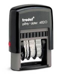 TRODAT-4820-Printy-Datumstempel-mit-5-verschiedenen-Abdruckfarben-erhaeltlich