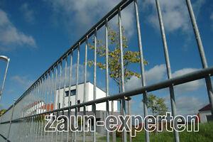 gartenzaun metall verzinkt, gartenzaun metall höhe 143cm gittermattenzaun 27,5 meter verzinkt, Design ideen