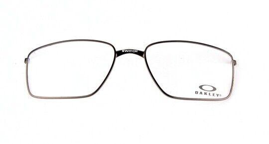 51ec8639c6 Authentic Oakley Crosslink Switch OX3128 0155 Metal Eye Glass Frame 55mm