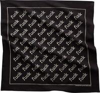 Supreme S/2 2013 Fuk Bandnan Black 21 21 Scarf Heandband
