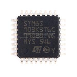 Original STM8S103K3T6C LQFP-32 chip 8-bit microcontroller microcontroller 16MHz