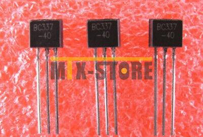 10 PCS BC337-40 C33740 TO-92 NPN general purpose transistor