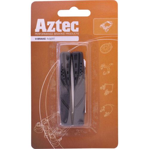 Shimano etc AZTEC V-Brake Insert blocs Compatible avec le Aztec v-Système de type