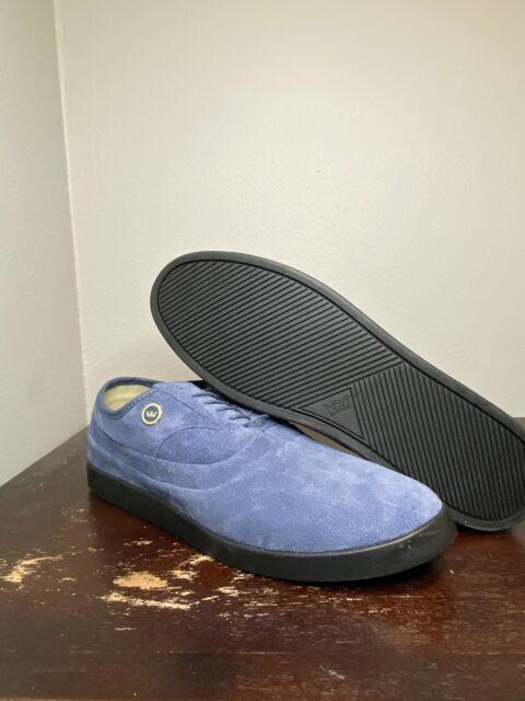 SUPRA Mens Suede Greco Skateboard Shoes