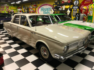 Plymouth Valiant 1965, original et bien restaurer!