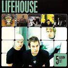 5 Album Set Lifehouse CD 1 Disc