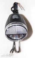 Fahrrad Scheinwerfer Led Für Nabendynamo Secu Sport S 40 Lux Lampe Frontlampe