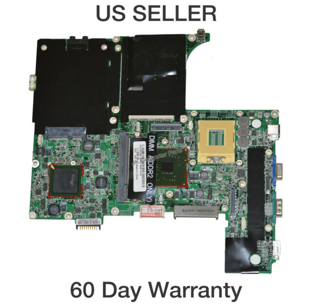 Dell Latitude D520 Intel Laptop Motherboard s478 PF494 31DM5MB0000