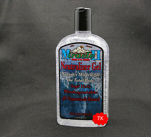 NEUTRALIZER-GEL7X-22oz-Miracle-II-ph-Balance-excellent-skin-fast-repair-toner