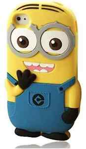 MINION Soft Skin Case Protector Case Cover for iPod touch 4 4th GEn - Manchester, United Kingdom - MINION Soft Skin Case Protector Case Cover for iPod touch 4 4th GEn - Manchester, United Kingdom