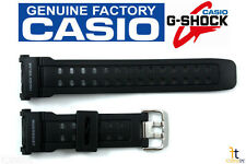 CASIO GW-9000A-1V G-Shock Original Black Rubber Watch BAND Strap GW-9000-1V
