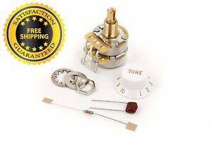 Genuine-Fender-TBX-Tone-Control-250K-1-Meg-Stacked-Pot-Potentiometer-Kit-New